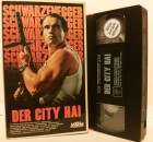 Der City Hai VHS VCL Video Erstausgabe!