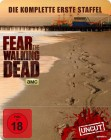 Fear The Walking Dead - Steelbook [BR] (deutsch/uncut) NEU