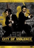 City Of Violence - Gold Edition [Amasia] (deutsch/uncut) NEU