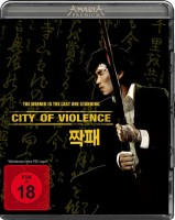 City Of Violence (Amasia) [Blu-ray] (deutsch/uncut) NEU+OVP