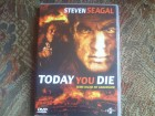 Today you Die  - Steven Seagal   - uncut dvd