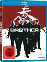 Brother - Takeshi Kitano [Blu-ray] (deutsch/uncut) NEU+OVP