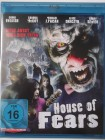 House of Fears - Horror Geisterbahn, Tod, Angst, Schrecken
