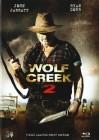 Wolf Creek 2 - Mediabook - 3 Disc Limited Uncut Edition -OOP
