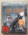 The Last Stand - Steelbook Fan Ed. Blu ray - Uncut *NEU&OVP*