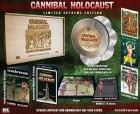 Cannibal Holocaust 4-Disc Holzbox - XT - NEU/OVP