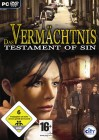 Das Vermächtnis - Testament Of Sin / PC-Game / Adventure
