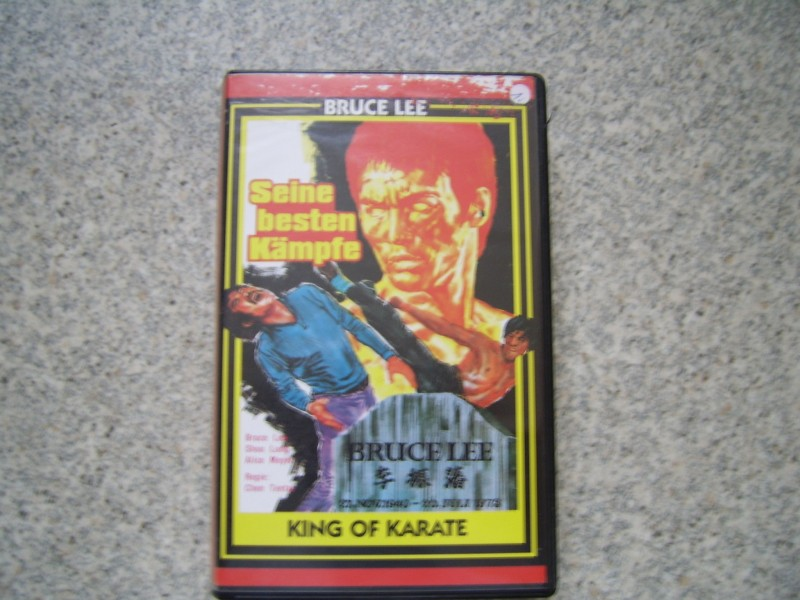 Seine Besten Kämpfe  VHS