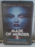 Mask of Murder 2 (Drew Barrymore) Empire Großbox uncut TOP !