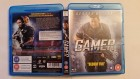 Blu-Ray ** Gamer - Unleash Him *Uncut*UK*RAR*2-Disc Edition*