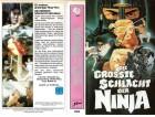 DIE GRÖSSTE SCHLACHT DER NINJA - Alexander Lou - EGMONT Film