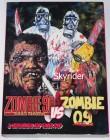 Zombie 90 DVD von Cine Club mit Pappschuber