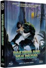 Das Ding aus dem Sumpf - Mediabook A (Blu Ray+DVD)  NEU