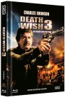 Death Wish 3 - Mediabook A (Blu Ray+DVD) NSM - NEU/OVP