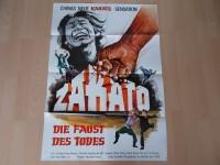 Zakato - Die Faust des Todes - Original Kinoplakat A1