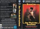 BRUCE LEE - Der Fluch des drachen - WARNER HOME Erstauflage