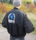 Original  Alpha Industries Jacke Independence Day Gr.3XL