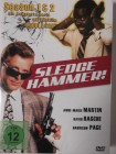 Sledge Hammer - 80er Serie + Double Cop - David Rasche