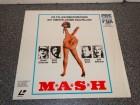 LD LASERDISC /// MASH M.A.S.H. CBS Fox Bildplatte