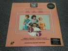 LD LASERDISC /// 9 to 5 20th Fox  Bildplatte