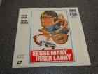 LD LASERDISC /// KESSE MARY IRRER LARRY CBS Fox  Bildplatte