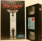 The Crow Brandon Lee VHS FSK 18 (D13)