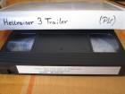 Hellraiser 3 Trailer PRESSE TAPE VHS RAR & TOP!
