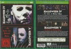 Halloween 4 + 5 (410255, 2 Movie-Edition  NEU,OVP)