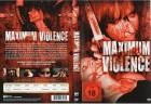 MAXIMUM VIOLENCE  - Teen SLASHER - DVD