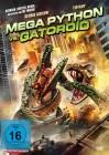 MEGAPYTHON VS. GATOROID (Megashark,Sharknado) - Trash DVD