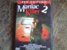 Maniac Killer 2 - Red Edition - Horror - uncut dvd