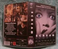 Scream  VHS (A17)