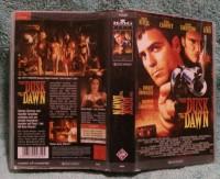 From Dust Till Dawn VHS (A20)