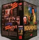 HIGHLANDER 2 Die Rueckkehr VHS (B10) ERSTAUSGABE!