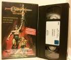 Conan Der Barbar VHS FSK16 uncut selten!