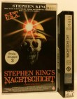 Stephen King`s Nachtschicht VHS UFA Video (D20)