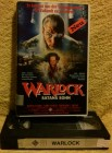 Warlock Satans Sohn VHS UFA Video Erstausgabe! (D21)
