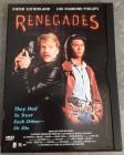 DVD RC-1 RENEGADES Kiefer Sutherland - Rarität! uncut