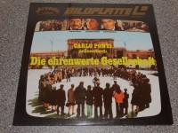 LD LASERDISC Bildplatte / Arcade Die ehrenwerte Gesellschaft