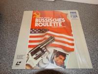 LD LASERDISC Bildplatte // Russisches Roulette