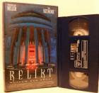 Das Relikt - Museum der Angst VHS Erstausgabe! Uncut (E34)