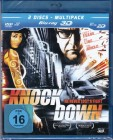 Knockdown 3D *BLURAY*NEU*OVP*  2-Disc-Multipack 3D/2D