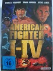 American Fighter 1, 2, 3, 4 - Michael Dudikoff, Ninja