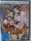 Angel Blade Fantasy - Manga - Lady in Lack und Peitsche