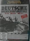 Deutsche Nachschubflugzeuge - Wehrmacht Luftwaffe Flugzeuge
