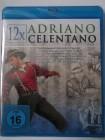 12 Filme Adriano Celentano - ASSO, Millionenfinger, Fetzen
