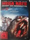 Mega Rats - Angriff der Riesenratten - fieser Ratten Horror