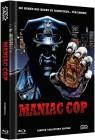 Maniac Cop - Mediabook A (Blu Ray+DVD) NSM - NEU/OVP