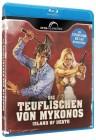 Die Teuflischen von Mykonos - Blu Ray - Uncut
