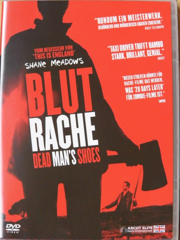 Blutrache - Dead Man's Shoes (Shane Meadows, DVD)